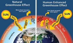 Greenhouse Effect - Source: Will Elder, National Park Service