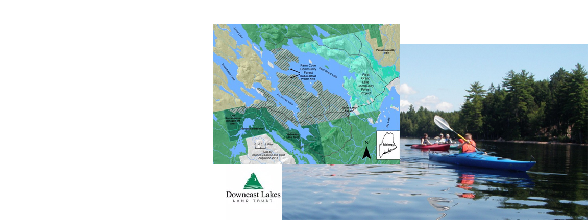 Featured Case Study: Downeast Lakes Land Trust