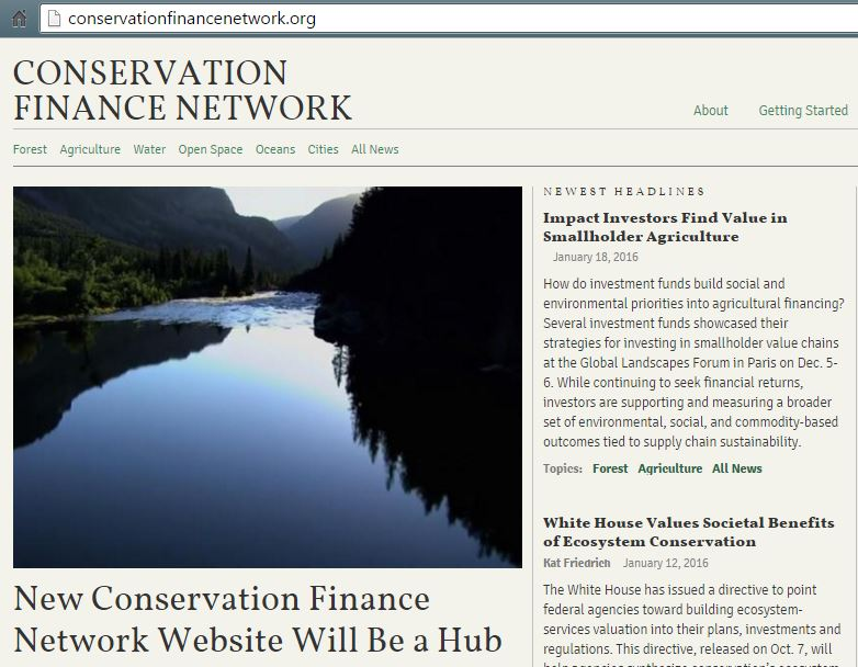 ConservationFinancing
