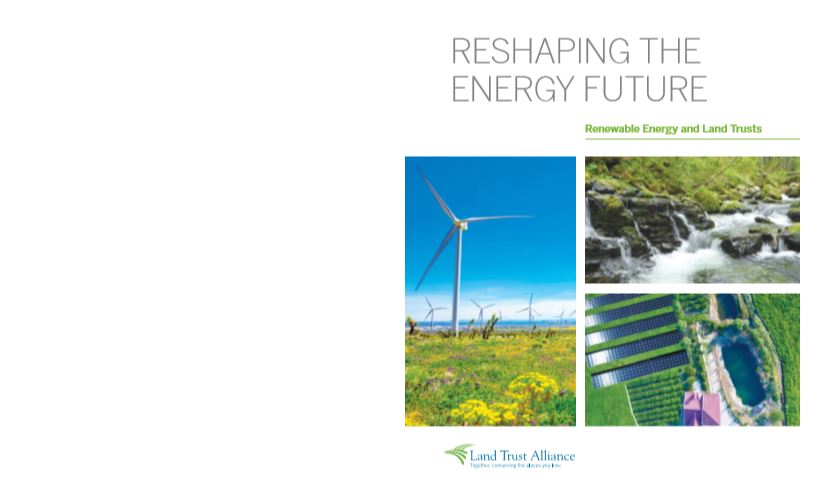 Land Trusts and Renewable Energy